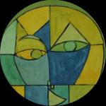 Абстрактная картинка на аватарке